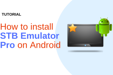 How to install STB Emu Pro on Android (Stalker)